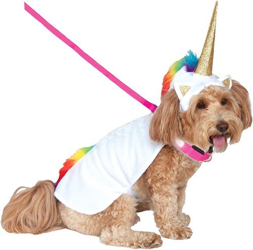 Einhorn Kostüm Hund