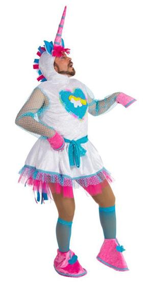 Einhorn Kostüm Männer