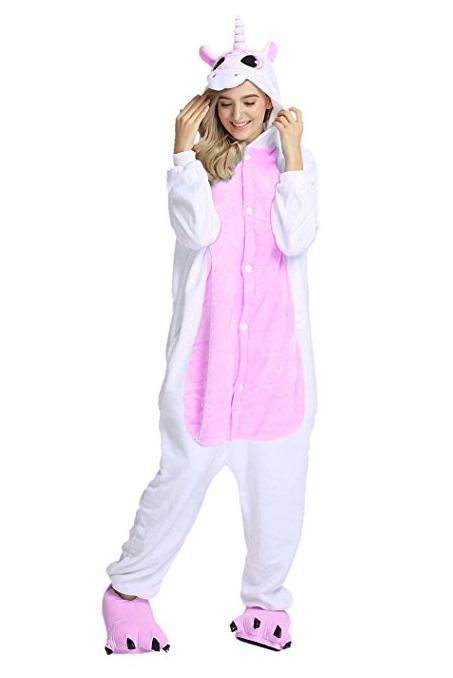 Einhorn Schlafanzug Pyjama